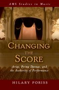 Cover for Changing the Score