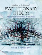 Cover for Readings in the History of Evolutionary Theory