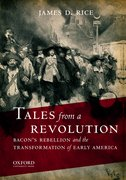 Cover for Tales from a Revolution