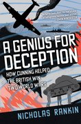 Cover for A Genius for Deception