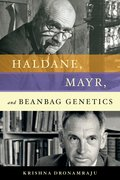 Cover for Haldane, Mayr, and Beanbag Genetics