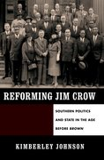 Cover for Reforming Jim Crow