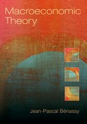 Cover for Macroeconomic Theory