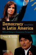 Cover for Democracy in Latin America