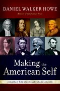 Cover for Making the American Self