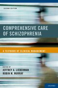 Cover for Comprehensive Care of Schizophrenia