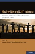 Cover for Moving Beyond Self-Interest