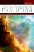 Cover for The New Foundations of Evolution