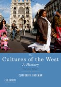 Cover for The Cultures of the West, Combined Volume