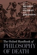 Cover for The Oxford Handbook of Philosophy of Death