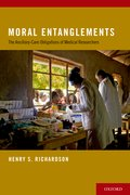 Cover for Moral Entanglements