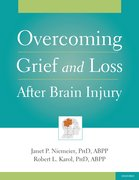 Cover for Overcoming Grief and Loss After Brain Injury
