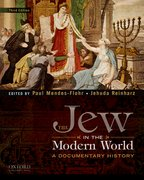 Cover for The Jew in the Modern World