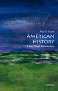 Cover for American History: A Very Short Introduction