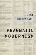 Cover for Pragmatic Modernism