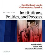 Cover for Constitutional Law in Contemporary America