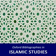 Cover for Oxford Bibliographies in Islamic Studies