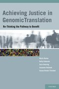 Cover for Achieving Justice in Genomic Translation