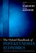 Cover for The Oxford Handbook of Post-Keynesian Economics, Volume 2