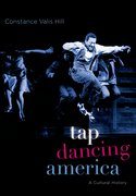 Cover for Tap Dancing America