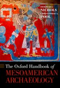 Cover for The Oxford Handbook of Mesoamerican Archaeology