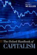 Cover for The Oxford Handbook of Capitalism