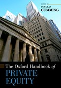 Cover for The Oxford Handbook of Private Equity