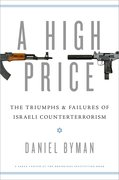 A High Price The Triumphs and Failures of Israeli Counterterrorism