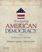 Cover for Investigating American Democracy