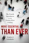 Cover for More Essential than Ever