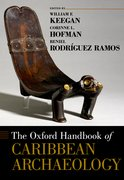 Cover for The Oxford Handbook of Caribbean Archaeology