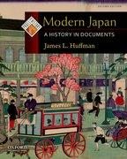 Cover for Modern Japan