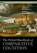 Cover for The Oxford Handbook of Comparative Cognition