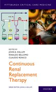 Cover for Continuous Renal Replacement Therapy