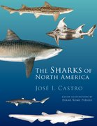 Cover for The Sharks of North America