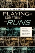 Cover for Playing with Something That Runs