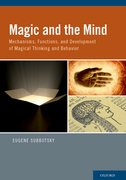 Cover for Magic and the Mind