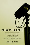 Cover for Privacy in Peril