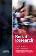 Cover for Social Research: Approaches and Fundamentals XSE