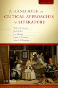 Cover for A Handbook of Critical Approaches to Literature