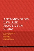 Cover for Anti-Monopoly Law and Practice in China