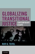 Cover for Globalizing Transitional Justice