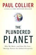 Cover for The Plundered Planet