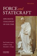 Cover for Force and Statecraft