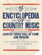 Cover for The Encyclopedia of Country Music