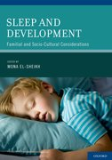 Cover for Sleep and Development