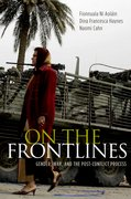 Cover for On the Frontlines