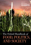 Cover for The Oxford Handbook of Food, Politics, and Society