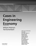Cover for Cases in Engineering Economy
