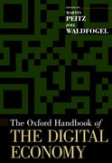 Cover for The Oxford Handbook of the Digital Economy